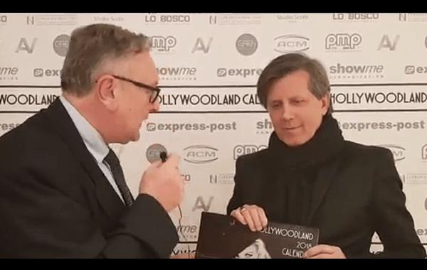 Enrico Ricciardi – Fotografo – autore degli scatti del Calendario Hollywoodland 2018